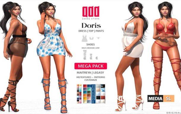 [ADD] Doris Look – NEW