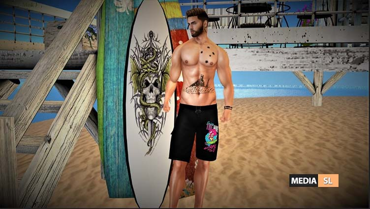 Hang Ten! – NEW MEN