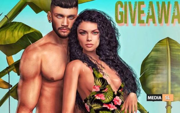 4 fatpacks of Tropicalia set to win !!!  – GIFT
