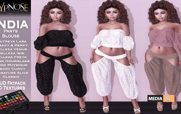 HYPNOSE – INDIA OUTFIT  – NEW