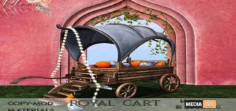 Bloom! – Royal Cart Carpe DiemAD1 – NEW DECOR