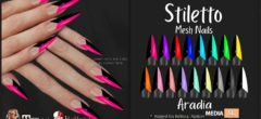 Stiletto Nails Aradia – NEW