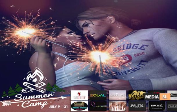 Summer Camp by Flair for Events – July 2020