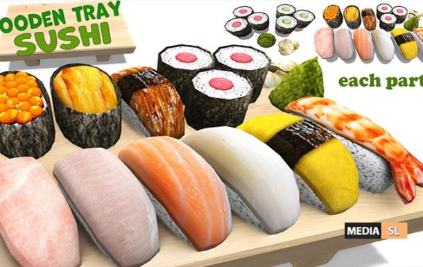 SUSHI – NEW DECOR