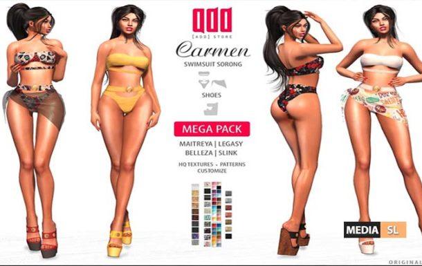 [ADD] Carmen Look – NEW