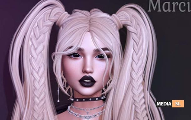 {Limerence} Marcia hair – NEW