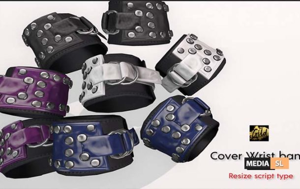 COVER WRIST BAND – NEW MEN