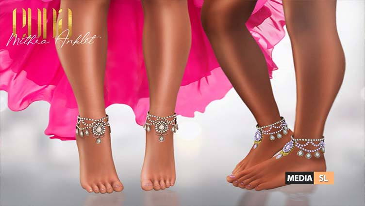 .E.D.D.A. Mithra Anklet – NEW