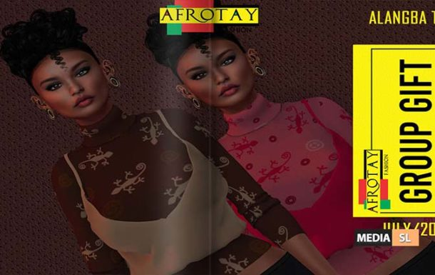 [AFROTAY] Alangba Top GG July – GIFT