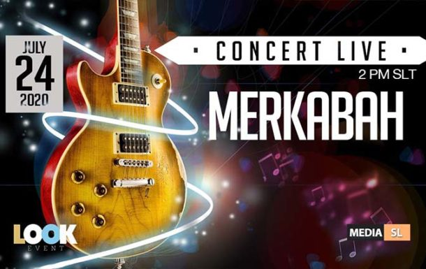 MERKABAH CONCERT LIVE TODAY @ LOOK EVENT !! – Show