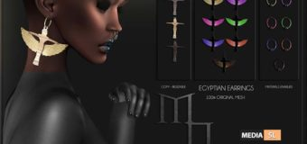 Egyptian Set by Madame Noir @Miix Event – NEW