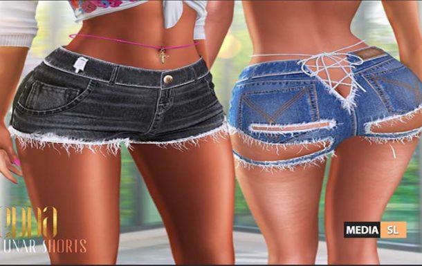 Lunar Shorts – NEW