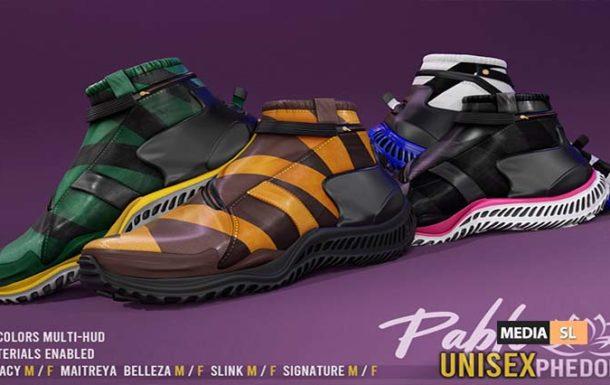 """Phedora  """"Pablo"""" UNISEX Sneakers ♥ – NEW"""