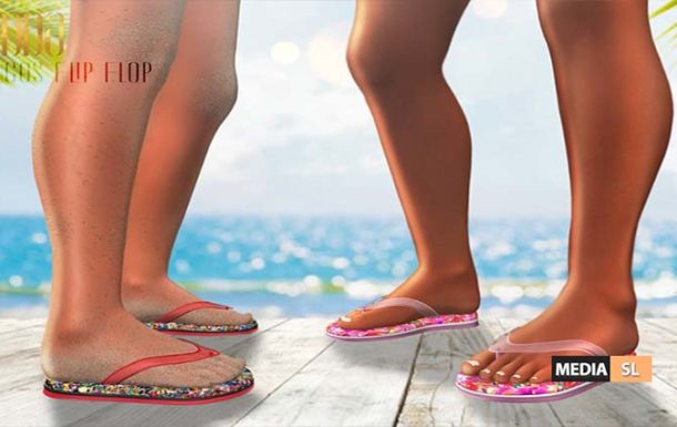New Release@Algos Flip Flop  – NEW