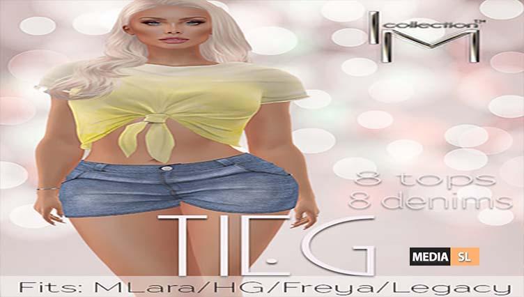 I.M.C. Tieg  – NEW