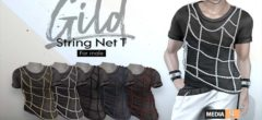 STRING NET T – NEW MEN