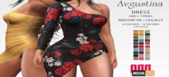 New release – [ADD] Avgustina Dress C-String – NEW