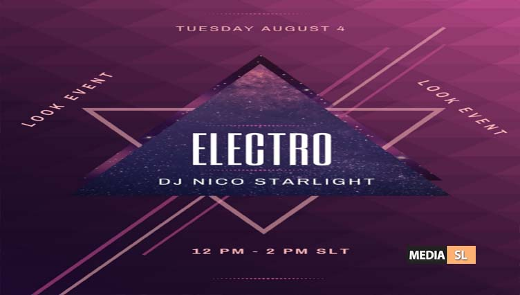 Party with Nico Starlight @ MEDIA SL SHOPPING DISTRICT !! – Show