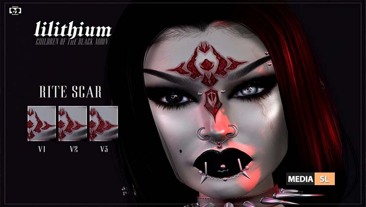 LILITHIUM @ Darkness 2.0 Event – NEW