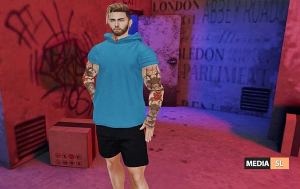New Tastic Tyler Hoodie Shorts Outfit! – NEW MEN