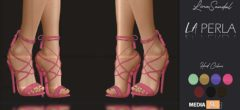 {LP}- Lina Sandal – NEW