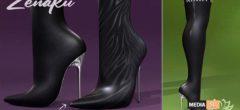 """Phedora ~ """"Zenaku"""" Boots ♥ – NEW"""