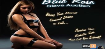Blue Rose Slave Auction – Fetishism & BDSM Community – Place