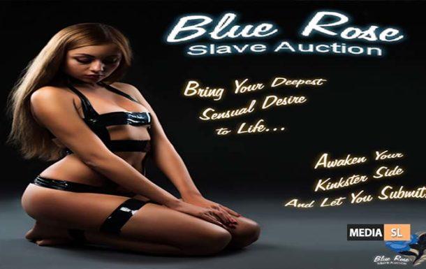 Blue Rose Slave Auction – Fetishism & BDSM Community – Place