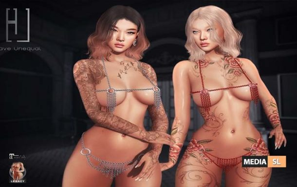 HAVE UNEQUAL @ XXX Original Event – NEW