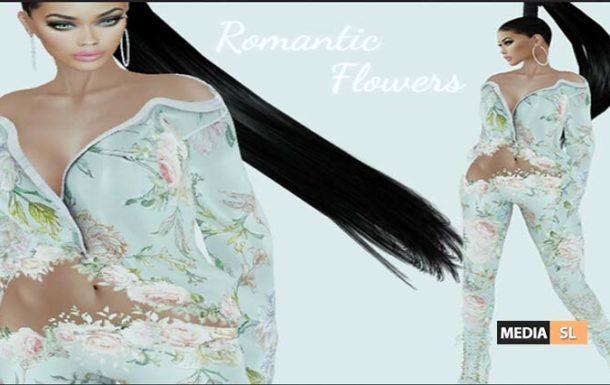 Romantic Flowers – NEW