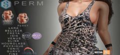 F-316 DRESS FULL PERM – NEW