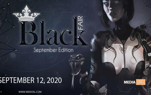 Black Fair Event – September 2020