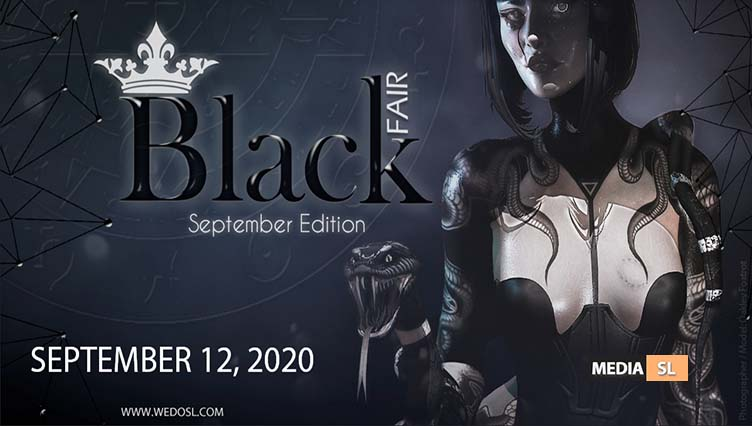 Black Fair Event – September 2020