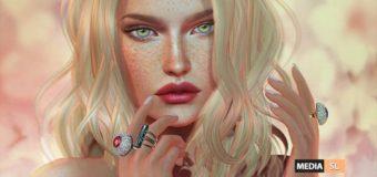 KUNGLERS – Elise rings  – NEW