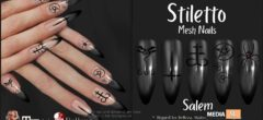Stiletto Salem Nails – NEW