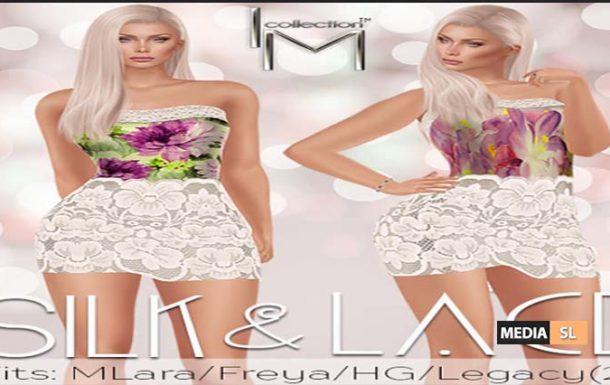 I.M.C. Silk & Lace ad – NEW