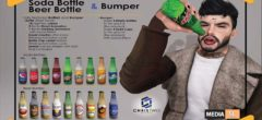 Soda Bottle & Bumper @ MIIX EVENT  – NEW