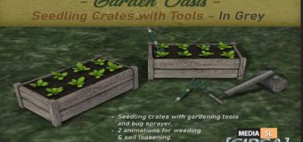 CIRCA – Garden Oasis – NEW DECOR