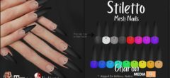 Stiletto Nails Charon – NEW