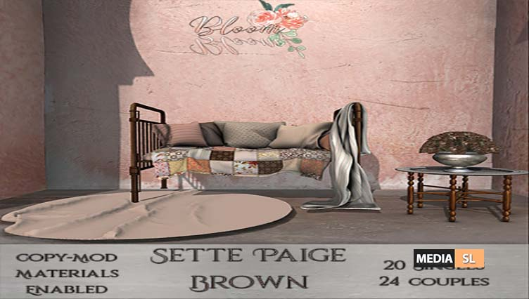Bloom! – Sette Paige – NEW DECOR