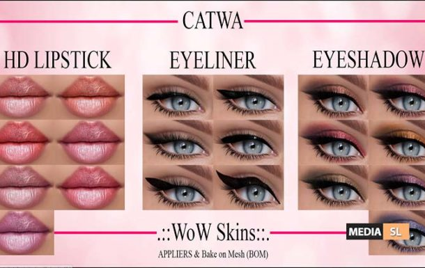 CATWA BEAUTY CASE AT BLACK FAIR  – NEW
