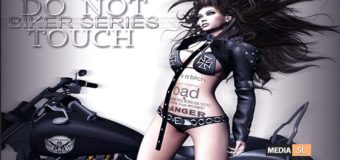 **ABSEN** BIKER SERIES – DO NOT TOUCH-MAITREYA – NEW