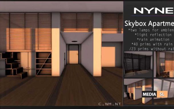 NYNE – @ eBento Event – NEW DECOR