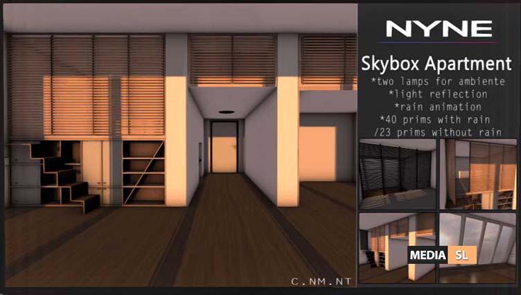NYNE – @ eBento Event – NEW DECOR