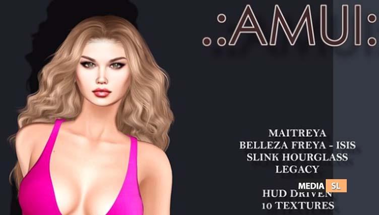 ".:AMUI:. ""Gwen"" Dress – NEW"