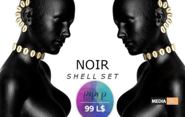Shell Set Ad Pop Up Event – SALE