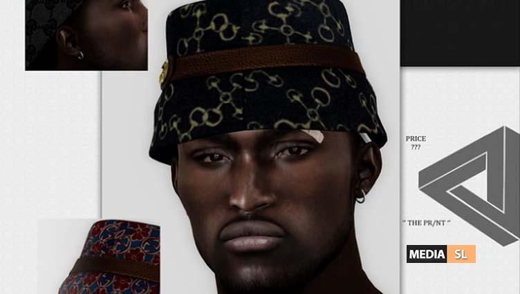 """""""GLORYGLO"""" Bucket Hat – NEW MEN"""