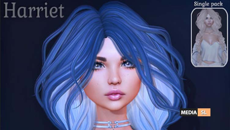 {Limerence} Harriet hair – NEW