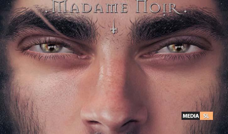 Pedro Eyes Poster by Madame Noir – NEW MEN