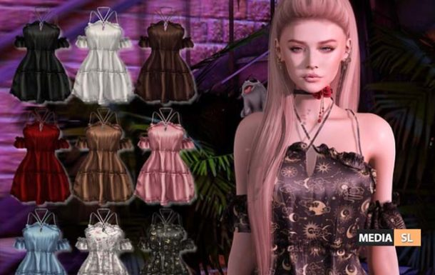 Sophie Dress – NEW